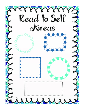 Read to Self Pack