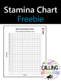 Read to Self Reading Stamina Graph