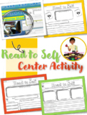 Read to Self Response Sheet