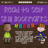 Read to Self Skill Bookmarks