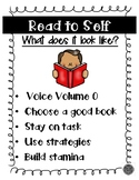 Read to Self & Someone Expectations