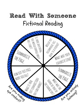 Read to Someone - Buddy Spinner