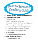 Partner Reading Coaching Guide