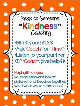 Read to Someone Kindness Coaching