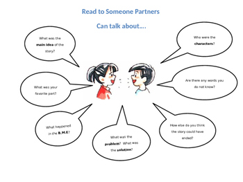 Read to Someone Poster