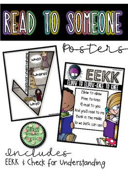 Read to Someone Posters