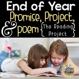 End of the Year Activities: Summer Reading Project
