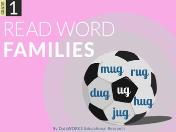Read Word Families