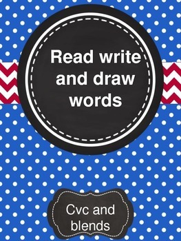 Read write and draw words