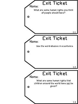 Read180 Universal Stage B Exit Tickets- Workshop 1