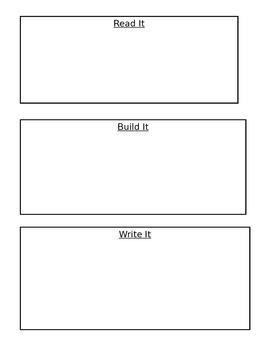 Read/Build/Write