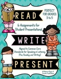 Read.Write.Present {Student Presentations}