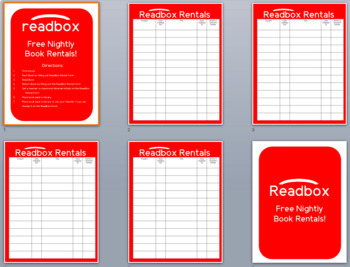 Readbox Bulletin Board Set