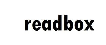 Readbox Letters