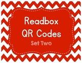 Readbox QR Codes 2