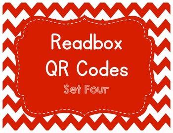 Readbox QR Codes 4
