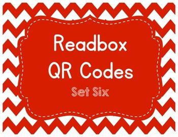 Readbox QR Codes 6