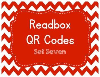Readbox QR Codes 7