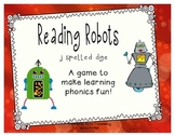 Reading Robots dge says j