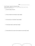 Reader Organizer and Character Map for Sleeping Freshmen N