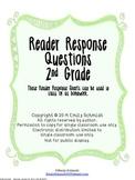 Reader Response - 2nd Grade