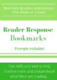 Reader Response Bookmark