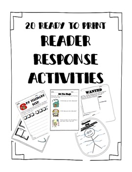 Reader Response Bundle