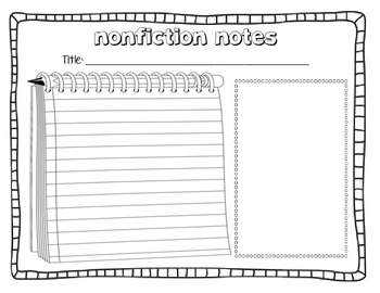 Reader Response: Comprehension Graphic Organizers