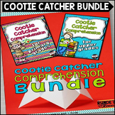 Reader Response Cootie Catcher Comprehension Bundle