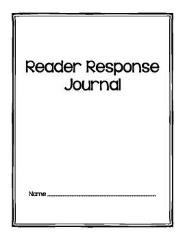 Reader Response Journal