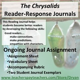 Chapter-By-Chapter - Reader Response Writing Assignment (T