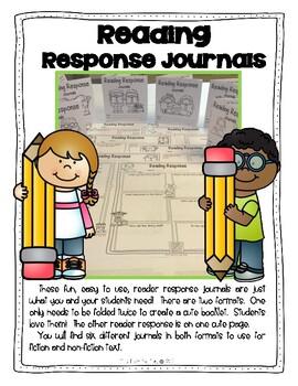 Reader Response Journals