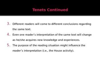 Reader Response Literary Theory