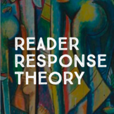 Reader-Response Literary Theory and Criticism Presentation