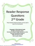 Reader Response Questions - Nonfiction
