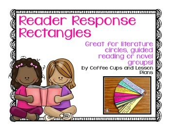 Reader Response: Comprehension Questions for Groups or Interactive Notebooks