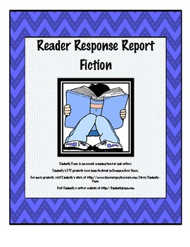 Reader Response Report - Fiction