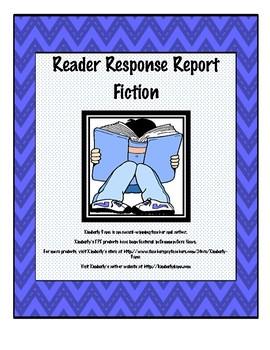 Reader Response Report - Fiction