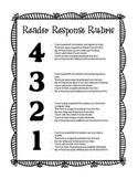 Reader Response Rubric