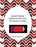 Reader Response Spanish Task Cards