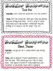 Reader Response Task Cards