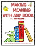 Reader Response to Make Meaning at Guided Reading or Reader's Workshop