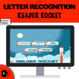 Reader Rocket - Letter Recognition!