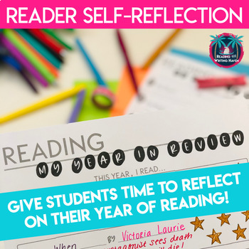 Reader Self-Reflection Activity: Books I've Read this Year