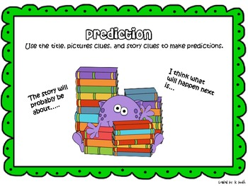 Reader Strategy of Predicting