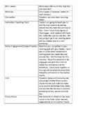 Reader Workshop Expectations Lesson (Looks like, sounds li