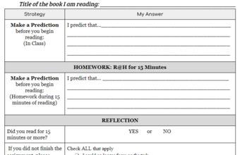 Reader Workshop Response Sheet ( Gameboard)