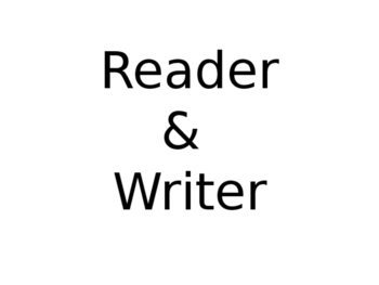 Reader Writer-Advanced