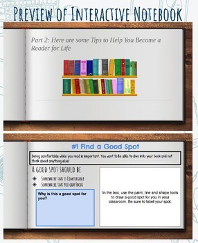 Digital: Setting up Independent Reading