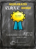 Reader of the Week Award